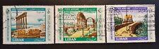 LIBAN / LIBANON  1967 MI.NR 992-93-94