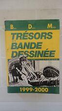 TRESORS DE LA BANDE DESSINEE BDM 1999 2000 COUVERTURE CORTO MALTESE HUGO PRATT