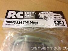 NEW Tamiya NISMO R34 GT-R Z-tune Spare Body Set 51246 NIB
