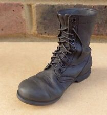 Just the Right Shoe. Military Boot  Man Collectible. Army