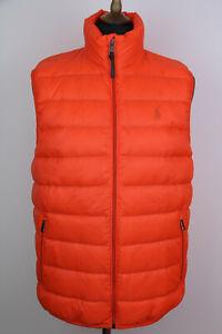 Polo Ralph Lauren Mens  Down Gilet Bodywarmer Waistcoat size M, L, XL