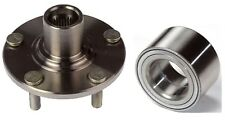 1 FRONT WHEEL HUB & 1 BEARING FOR 2005-2011 MAZDA 3  FAST FREE SHIPPING