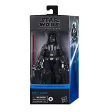"""Star Wars The Black Series Darth Vader 6"""" Inch Action Figure - Hasbro NEW BOXED!"""