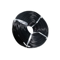 10m 20m 50m Watering Tubing Hose Pipe 4/7mm Micro Drip Garden Irrigation System
