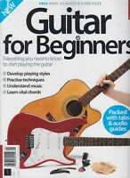 Guitar for Beginners Eleventh Edition 2018 Tabs & Audio Guides