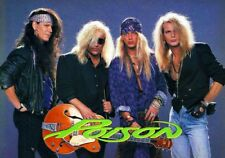 Poison Rock Guitar Tab, Tablature 36 Song Book 12 Backing Track Software, CD