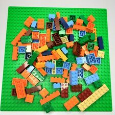 🔴 Lego vintage classic town building bricks lot in Mixed Colour ( G )