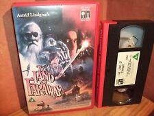 The Land of Faraway - Big box original release