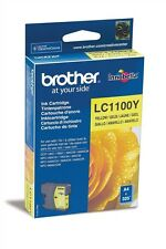 Brother LC1100Y Standard Rendement Toner Jaune