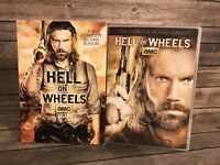 Hell on Wheels: The Complete Second Season (2012) DVD, Common, Anson Mount