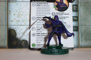 LORD DOOM  # 064  Fantastic Four Future Foundation Heroclix CH
