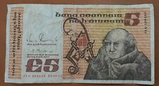 More details for central bank of ireland five pound note-1992- jlg 528133