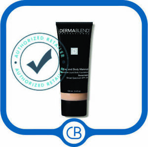 """Dermablend Leg and Body FAIR IVORY FORMERLY """"LIGHT"""" 3.4 oz"""