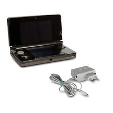 Nintendo 3DS Consola Azul Coral Fucsia Rojo Metálico Cosmos Negro + Cable +