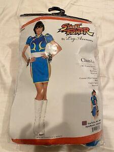 Street Fighter Chun Li Costume