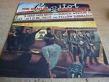 """THE BEATLES - 7"""" SINGLE IN PICTURE SLEEVE - MOVIE MEDLEY - EXCELLENT CONDITION."""