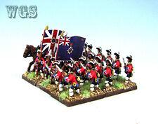 15mm SYW Seven Years War WGS painted British Musketeer Adavancing Ba11