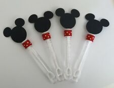 Mickey Mouse Bubbles Birthday Party Goodie Bag Favors