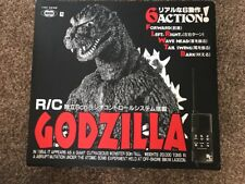 Very Rare Tokyo Marui Radio Control Godzilla 1994 6 Actions Brand New