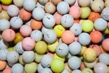 100 Mixed Brand Golf Balls Practice Grade # Clearance SALE #
