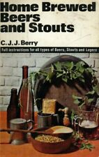 Home Brewed Beers and Stouts by Berry, C. J. J. Paperback Book The Cheap Fast