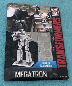 Transformers Megatron model kit Metal Earth