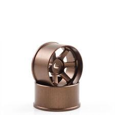 Jantes Te37 2.0 mm Ensemble pour hors Piste Bronze Kyosho R246-1491 # 704337