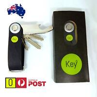NEW Smart Key Organiser Holder Black AU