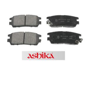 Set Serie Pastillas Freno Trasero Mitsubishi Pajero II Ashika 51-05-599