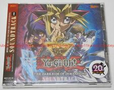 New YU-GI-OH the Movie THE DARK SIDE OF DIMENSIONS Soundtrack 2 CD Japan F/S EMS