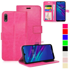 For Huawei Mate 20 X Y9 Y6 Y7 P10 2019 P Smart Case Wallet Leather Cover Flip