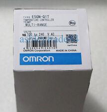 1pcs Omron Temperature Controller E5cn-r1tu 100-240vac E5cnr1tu