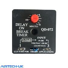Temporizador De Retraso en romper QD-072 Eqv. SUPCO Relé Temporizador