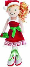 "Groovy Girls Special Edition - Cali Candy Cane Doll Plush Soft Toy 13"" Brand NEW"