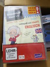Software für die Schule + Albert E. + Englisch + Grundschule 1./2. Klasse #M62