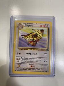 PIDGEOT - Jungle Set - 24/64 - Rare - Pokémon Card - Unlimited Edition - MINT