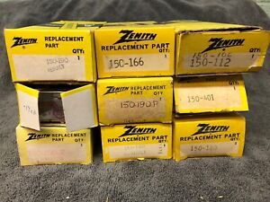 Zenith Chassis Rebuilt New-Old-Stock