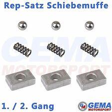 Servicios de reparación frase deslizante 1./2. marchas Opel f28 engranajes turbo 4x4 c20let Rep