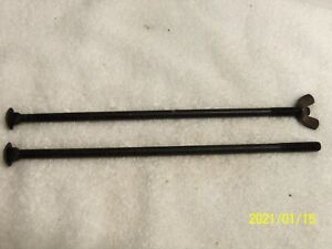 1939-53 Buick Battery Hold Down Bolts Set of 2