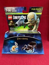 LEGO DIMENSIONS LORD OF THE RINGS GOLLUM FUN PACK #71218 NEW in Box SEALED