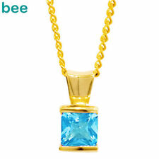 Blue Yellow Gold Fine Necklaces & Pendants