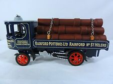Matchbox Exclusive 1929 Garrett Steam Engine Edition With Box
