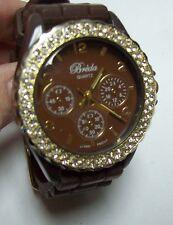 BREDA Jeweled Watch
