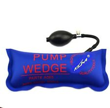 Air Wedge Inflatable Hand Pump Vinyl Door Window Powerful Alignment Large Size