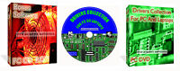 Automatic Drivers Finder Pack Install & Update DVD For Windows XP/Vista/7/8/10