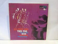 BOB ROGERS - All That & This Too ~ INDIGO 1501 {dg orig} w/Gary Peacock ->RARE