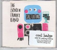 (DY996) The Broken Family Band, Salivating - 2009 DJ CD