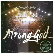 Strong God: Live * by New Life Worship (CD, 2013, Integrity Music)