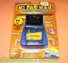 MGA ELECTRONIC ATARI VIDEO GAME COLOR FX2 MS PACMAN NEW