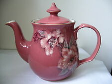 DENBY - DAMASK - TEAPOT - 2ND QUALITY - VERY GOOD USED CONDITION*l